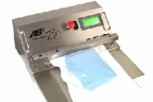 validateable medical heat sealer - impulse heat sealer Tyvek pouches