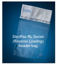 Tyvek medical header bags for medical packaging